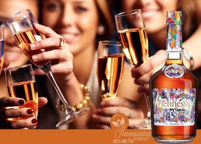 Rượu Hennessy Very Special Cognac 1765 700ml hàng nhập từ Pháp