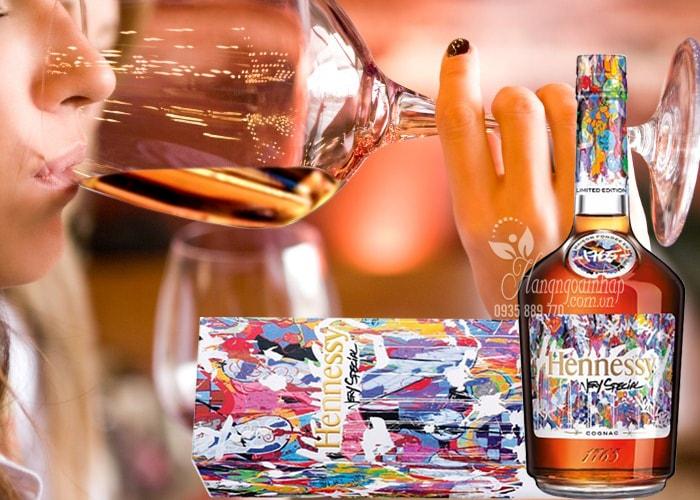 Rượu Hennessy Very Special Cognac 1765 700ml chinh phục khẩu vị hàng triệu người