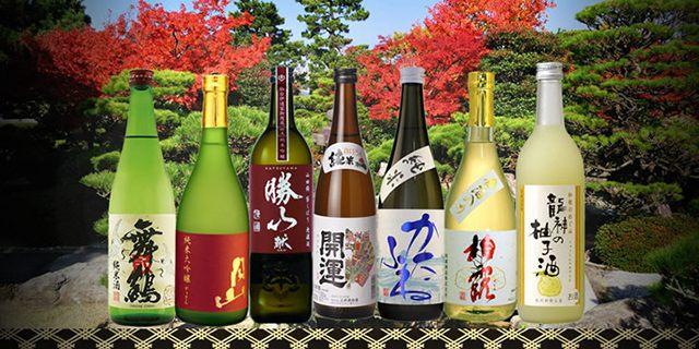 Đặc trưng hương vị của Sake Nhật
