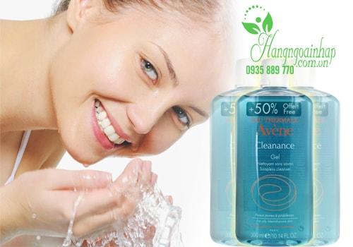 Sữa rửa mặt Eau Thermale Avene Cleanance Gel 300ml của Pháp