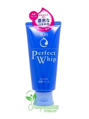 Sữa Rửa Mặt Shiseido Perfect Whip