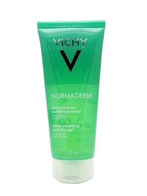 Sữa rửa mặt trị mụn Vichy Normaderm Deep Cleansing Purifying Gel 100ml