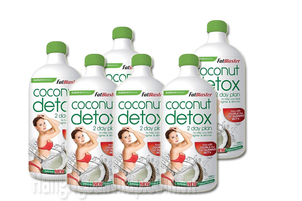 Fatblaster Detox Coconut 2 Day Plan 750ml