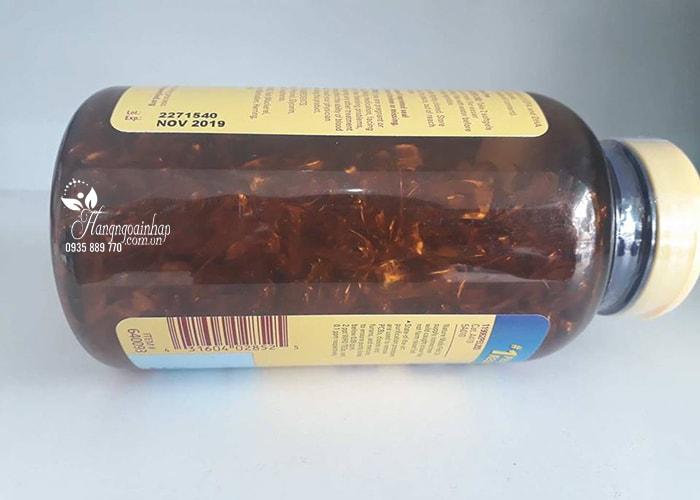 Dầu Cá Nature Made Fish Oil 1200mg Omega 3 Hộp 200 Viên Của Mỹ (6)