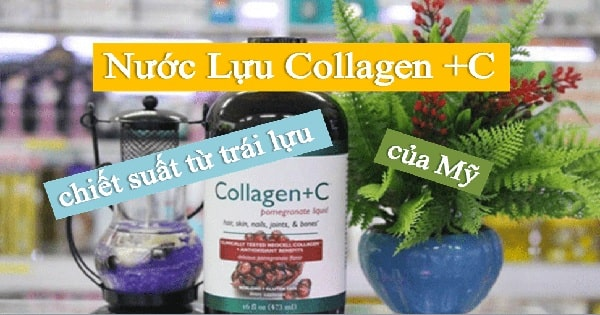Collagen lựu mỹ có tốt không? Trả lời câu hỏi của người dùng