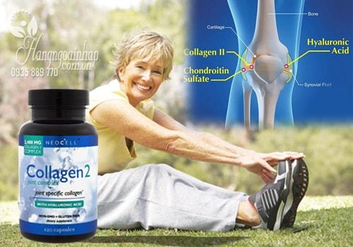 Neocell Collagen Type 2 120 Viên của Mỹ