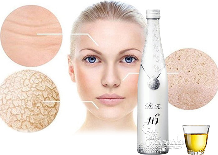 Refa Collagen Enricher 480ml dạng nước uống chính hãng 2