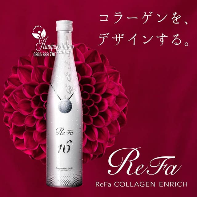 refa collagen enriched