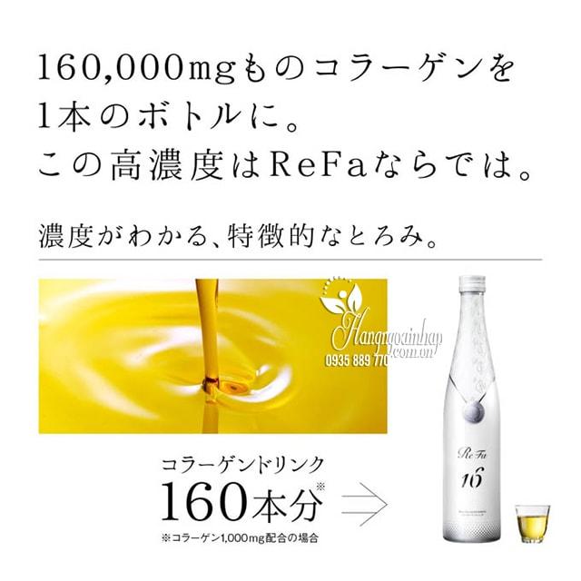 Refa Collagen Enricher 480ml dạng nước uống chính hãng 3