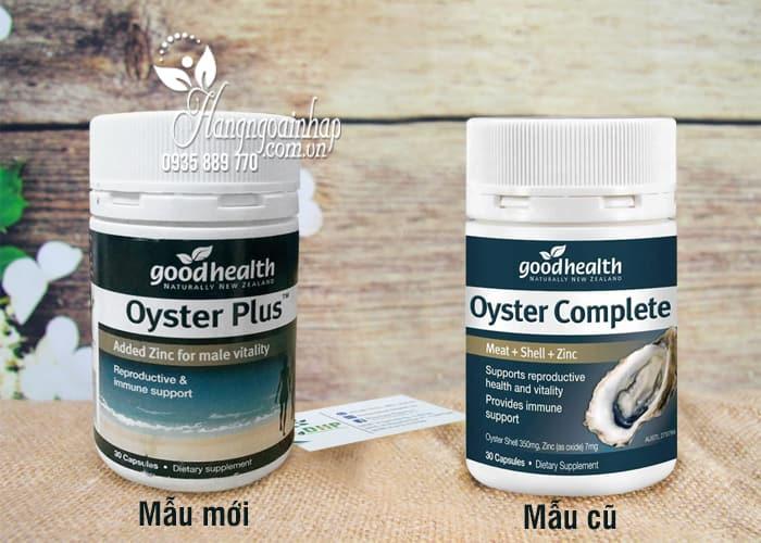 Viên uống tinh chất hàu Goodhealth Oyster Plus 30 viên 1