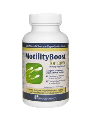 Thuốc tăng cường sinh lý nam giới MotilityBoost for Men 60 viên của Mỹ