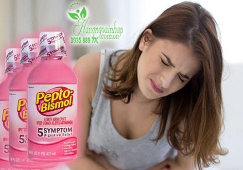 Siro chuyên trị tiêu hóa dạ dày Pepto Bismol 473ml của Mỹ