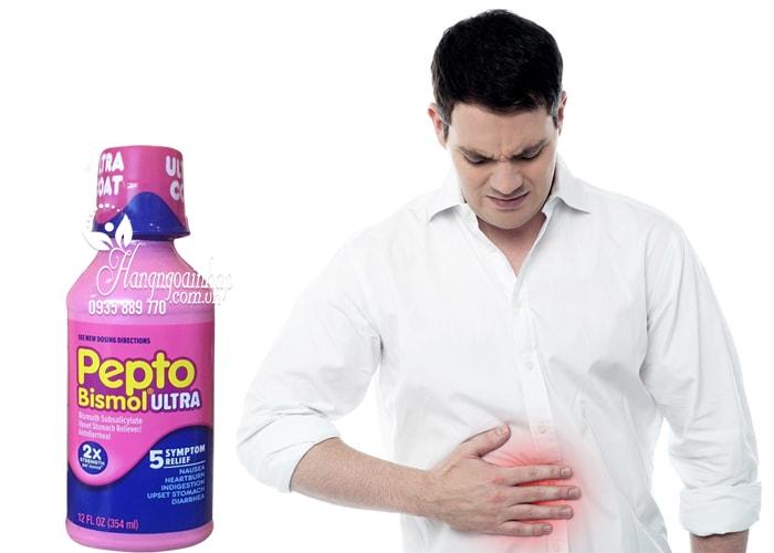 Siro chuyên trị tiêu hóa, dạ dày Pepto Bismol Ultra 354ml 3
