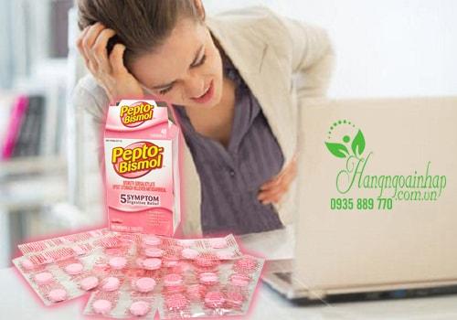 Thuốc chuyên trị tiêu hóa dạ dày Pepto Bismol 48 viên