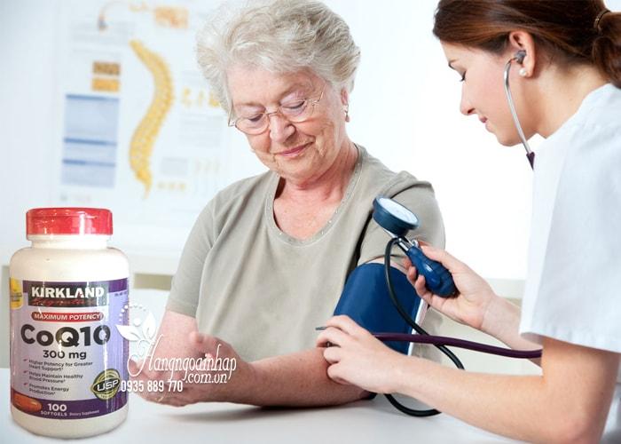Kirkland CoQ10 300 mg bảo vệ sức khỏe của bạn và người thân yêu