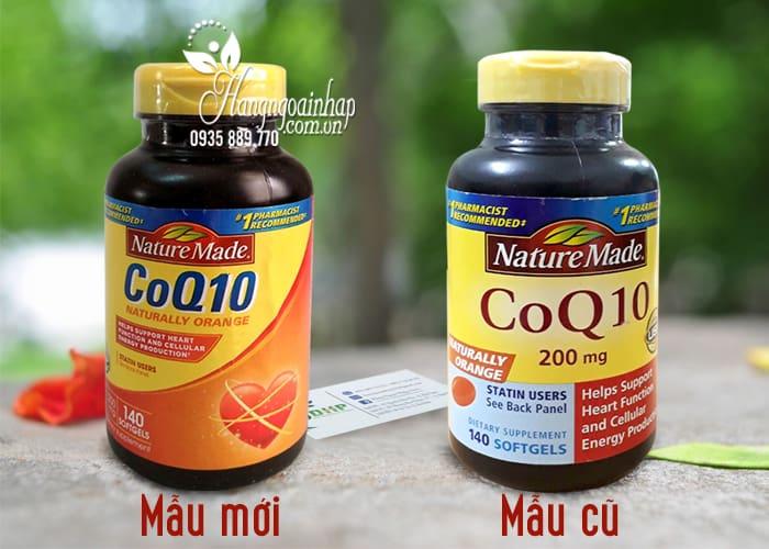 CoQ10 Nature Made 200mg - Thuốc Bổ Tim Mạch Của Mỹ 111