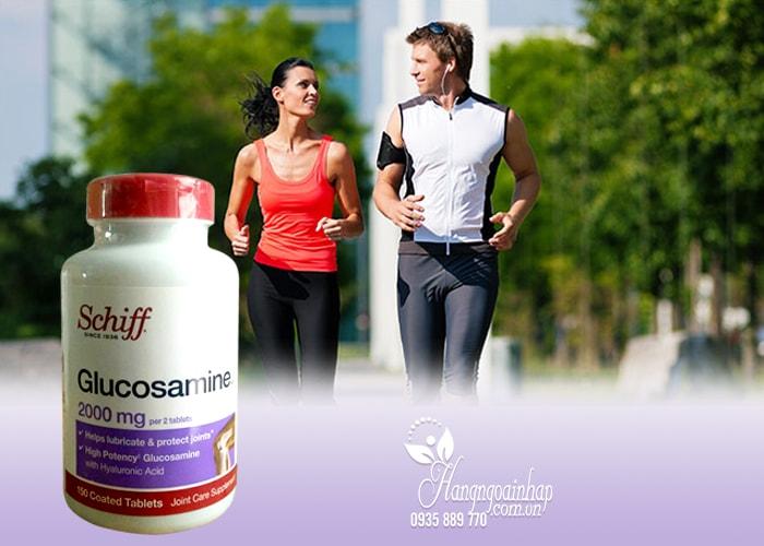 Glucosamine Schiff 2000mg hộp 150 viên của Mỹ