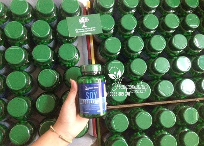 Viên Uống Mầm Đậu Nành Non Gmo Soy Isoflavones 120 Viên Của Mỹ