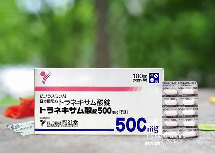 Transamin 500mg là thuốc gì?