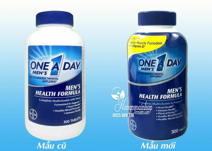 Viên Uống One A Day Men Health Formula 300 Viên Của Mỹ 1