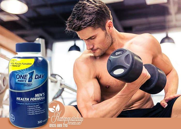 Viên Uống One A Day Men Health Formula 300 Viên Của Mỹ 2