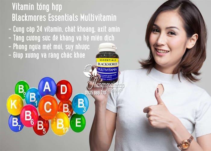 Vitamin tổng hợp Blackmores Essentials Multivitamin 50 viên 2