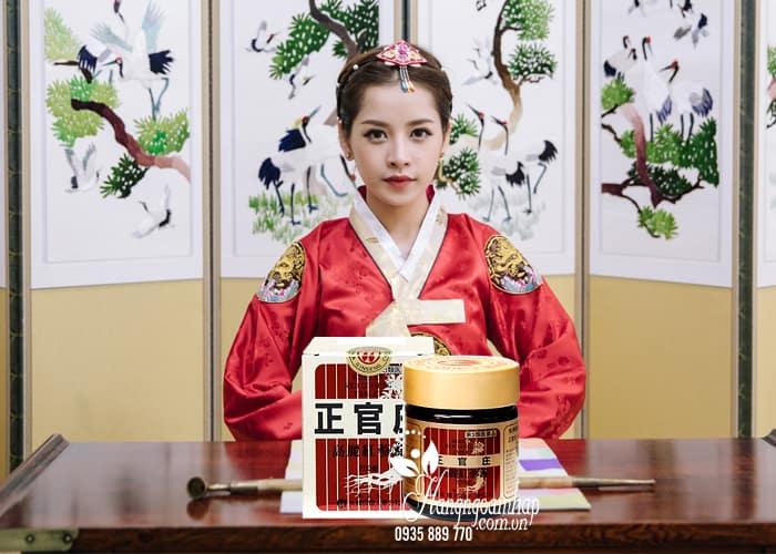 Viên uống hồng sâm Hàn Quốc Korean Red Ginseng Extract Pill 2