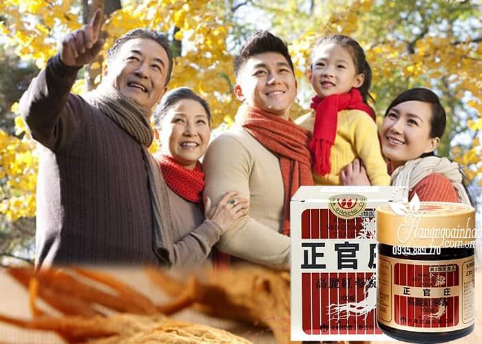 Viên uống hồng sâm Hàn Quốc Korean Red Ginseng Extract Pill 4