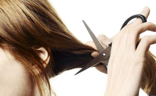 chăm sóc tóc khô xơ, chẻ ngọn