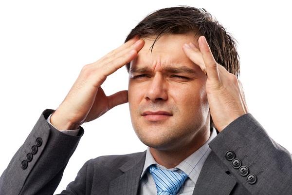 stress ảnh hưởng xấu tới sức khỏe