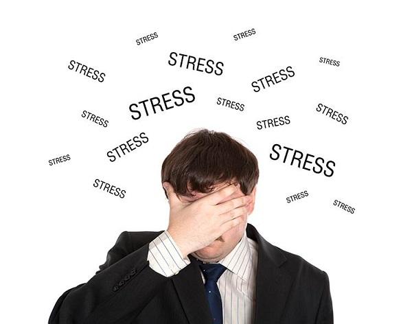 tác hại của stress