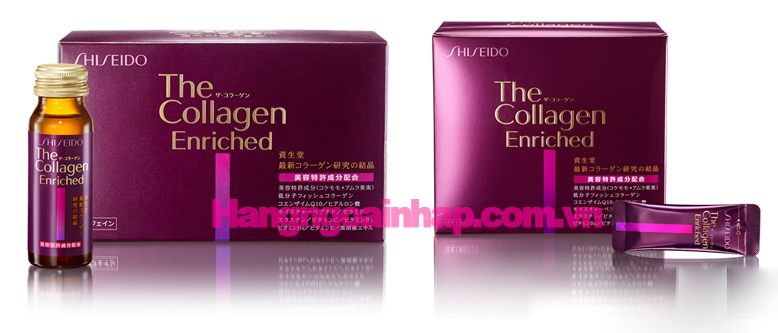 Collagen Shiseido Enriched