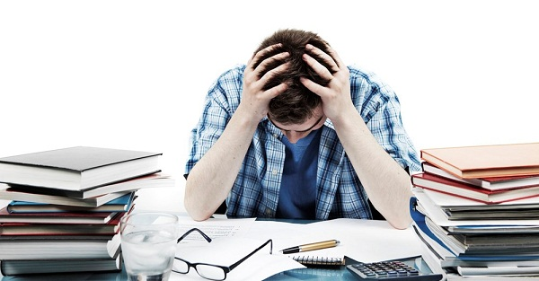biểu hiện của stress nặng