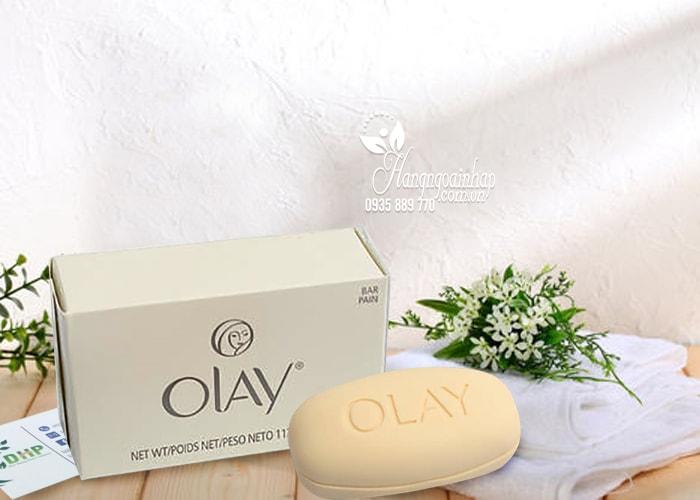 Xà phòng tắm dưỡng ẩm Olay Ultra Moisture With Shea Butter 113g
