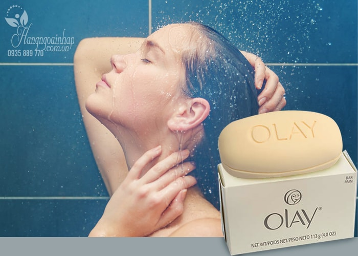 Xà phòng tắm Olay Ultra Moisture With Shea Butter 113g
