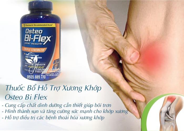 Thuốc Bổ Hỗ Trợ Xương Khớp Osteo Bi Flex Của Mỹ 170 Viên 3