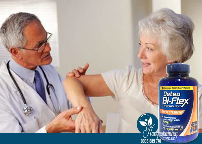 Thuốc Bổ Hỗ Trợ Xương Khớp Osteo Bi Flex Của Mỹ 170 Viên 2