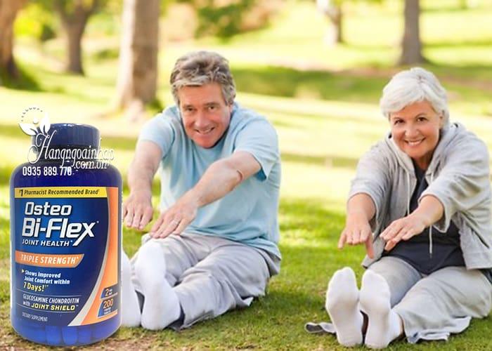 Thuốc Bổ Hỗ Trợ Xương Khớp Osteo Bi Flex Của Mỹ 170 Viên 4