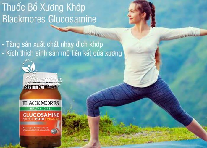 Thuốc Bổ Xương Khớp Blackmores Glucosamine 1500mg Của Úc 5