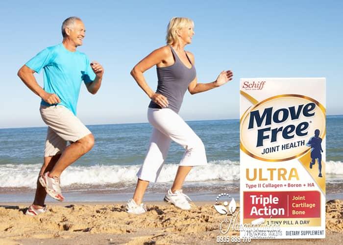 Viên uống bổ xương khớp Schiff Move Free Ultra Triple Action 2