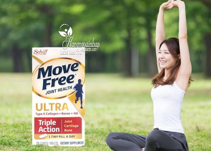 Viên uống bổ xương khớp Schiff Move Free Ultra Triple Action 3