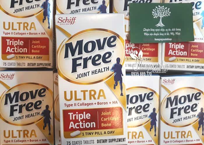 Viên uống bổ xương khớp Schiff Move Free Ultra Triple Action 5