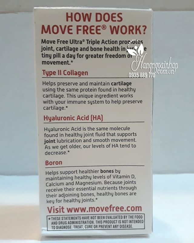 Viên uống bổ xương khớp Schiff Move Free Ultra Triple Action 4